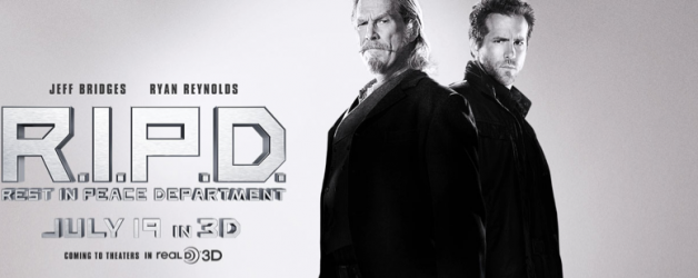 R.I.P.D. Theatrical Release July 19th!