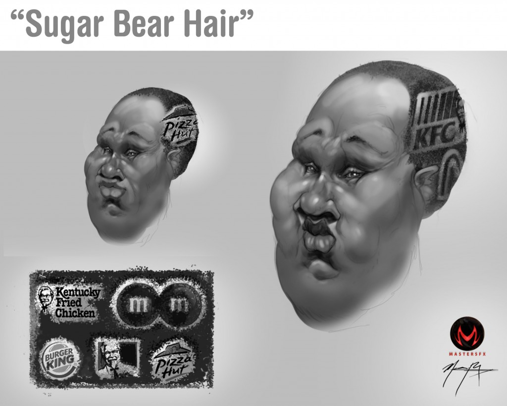 Dance_Flick_Mauricio_Maury_Ruiz_Sugar_Bear_Hair